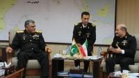 İran ve Pakistan Deniz Kuvvetleri ikili işbirliğine vurgu yaptı