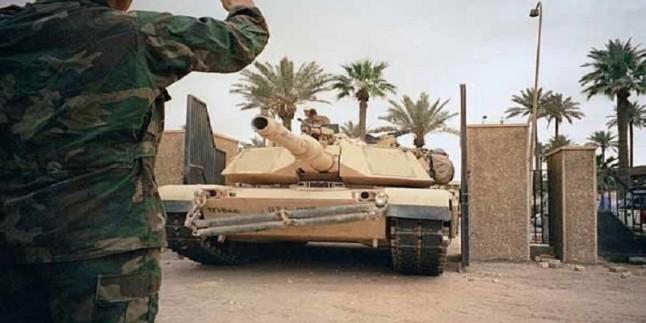 Irak'ın Ayn'el Esed üssüne Amerikan silahları intikal ettirildi iddiası