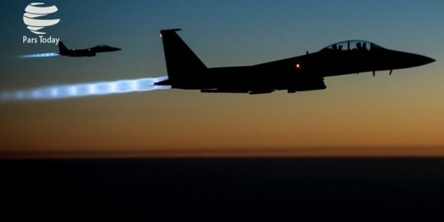 Irak savaş uçakları Suriye'de IŞİD elebaşlarının oturumunu hedef aldılar
