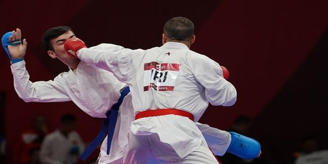 İranlı 6 karateci dünyada en iyiler arasında