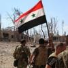 Suriye birliklerinden teröristlere karşı operasyon