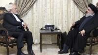 Seyyid Nasrullah: Lübnan ve direnişin zaferi İran'ın desteklerinin sonucudur