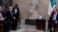 Mişel Avn: Hizbullah, Lübnan milletinin bir parçasıdır