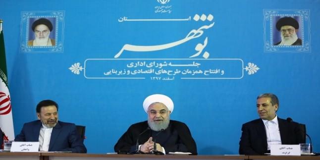 İran cumhurbaşkanından ABD'li liderlerin yargılanmasına vurgu