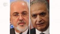 İran dışişleri bakanı Zarif Iraklı mevkidaşıyla görüştü