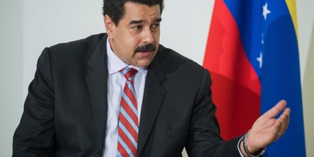 Maduro'dan Amerika'nın Terör ve Sabotaj Eylemlerine Sert Tepki