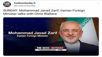 Zarif: Trump'ın İran aleyhindeki baskıya dayalı kampanyası yenilgiye mahkumdur