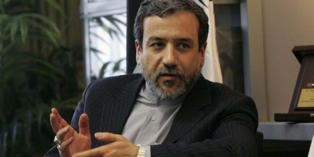 Irakçi: İran'ın nükleer sabrı sona ermek üzere