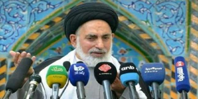 Necef cuma imamı: Trump'ın İran aleyhindeki kararları değersizdir