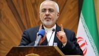 Zarif: İran Filistin'in yanındadır