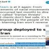 İran Dışişleri Bakanı Zarif: Bölge halkı Amerika'dan nefret etmekte