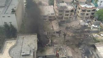 Musul'da patlama: 13 ölü ve yaralı