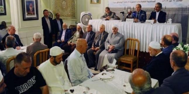 İran'ın Suriye'deki Kültür Ataşesi: Filistin'i desteklemek İran'ın değişmez politikasıdır