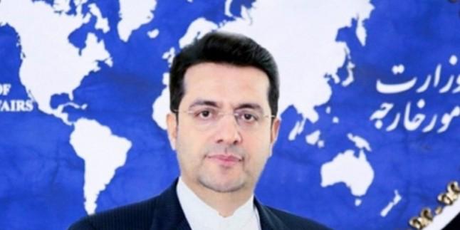 İran Dışişleri Bakanlığı sözcüsü Musevi, ABD Dışişleri Bakanı Pompeo'nun iddiasına tepki gösterdi