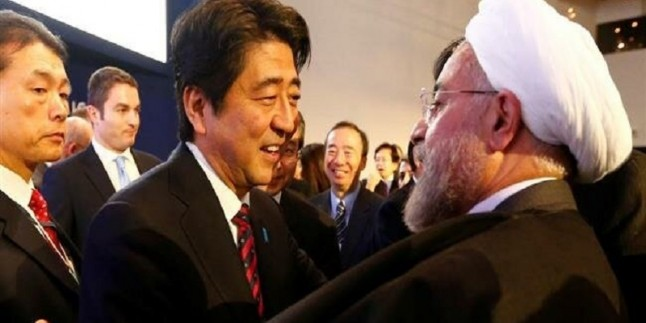 Japonya Başbakanı'nın Tahran ziyaretinin başarılı olması için yaptırımları kaldırma çabaları şart