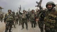 DAIŞ'in Humus'taki son karargahı Suriye ordusunun kontrolüne geçti