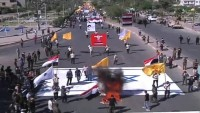 Irak Halkı Dünya Kudüs Gününde Sokaklara Döküldü