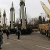 Sipahilerin Balistik füzeleri, 22 Behmen yürüyüşünde sergilendi