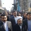 Ayetullah Laricani: İran milleti yaptırımla geri adım atmaz