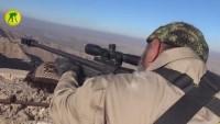 IŞİD'den 137 Kelle Alan 62'lik Keskin Nişancı