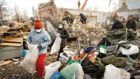 Unutulan Ukrayna savaşı alevlendi