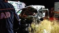 Niğde'de trafik kazası: 3 ölü