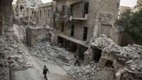Suriye ekonomisinin terör nedeniyle uğradığı kayıp 1 trilyon doların üzerinde