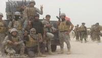 Irak Ordusu Felluce'de İlerlemeye Devam Ediyor