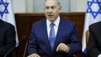 Siyonist Netenyahu: İran, Lübnan ve Suriye'de füze tesisi inşa ediyor, bizi vuracak!