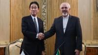 İran ve Japonya Dışişleri bakanları, basın toplantısı düzenledi