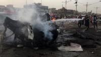 Bağdat'ta Pazar Yerinde Patlama: 76 ölü