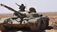 Suriye ordusunun El-Fecr El-Kobra operasyonu
