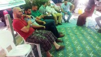 Maaşları Kesilen Filistinli Eski Esirler Ramallah'ta Açlık Grevine Devam Ediyor