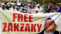 Nijerya polisi, Şeyh Zazaki İçin Protesto Düzenleyenlere Saldırdı