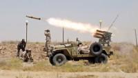 Irak gönüllü halk birlikleri, Kerkük'ün güneyindeki iki bölgeyi kurtardı