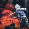 Foto: Filistinliler İle İşgalciler Arasında Çatışmalar Şiddetlendi: Biri Ağır 13 Yaralı
