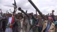 Foto: Yemenli Kabileler Suudi Rejime Karşı Savaşa Hazır
