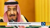 Suudi Kralı Selman Konuşma Kabiliyetini Kaybetti