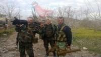 Suriye ordusu Dera kırsalında çok sayıda teröristi öldürdü