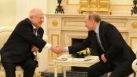 İsrail Radyosu: Rivlin, Putin'den Suriye'nin bölünmesinin İsrail'in çıkarları doğrultusunda gerçekleşmesini isteyecek