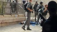 Siyonist İşgal Polisi, Kudüs'te Filistinli Genci Şehit Eden Yerleşimciyi Suçsuz Buldu