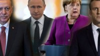 İdlip Konulu Toplantı; Suriye ve İran Yetilileri Dahil Edilmeden Rusya, Fransa, Almanya Liderleri Katılarak İstanbul'da Yapılacak