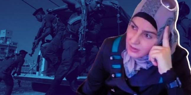 Mahmut Abbas Güçleri, Filistinli Kadın Gazeteciye İşkence Yaptı