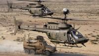 ABD'ye Ait Helikopterler IŞİD'li Tehlikeli Teröristlerin Yerini Değiştirdi