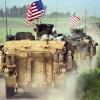 Amerika'nın askeri bir konvoyu Irak'tan Suriye'ye geçti