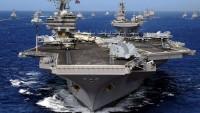 ABD, bir uçak gemisini daha Kore'ye gönderiyor