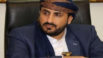 Muhammed Abdusselam: Koalisyon Uçakları, ABD'nin Desteğiyle Yemen'i Bombalıyor