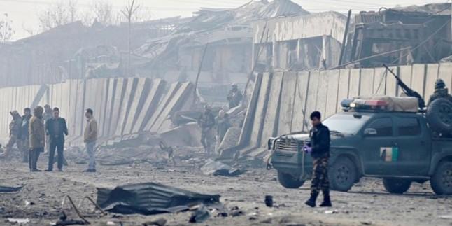 Afganistan'ın Başkenti Kabil Patlamalarla Sarsıldı: 15 Yaralı