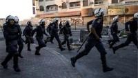 Bahreyn Rejimi Askerleri Mezarlığa Saldırdı