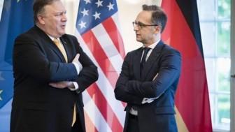 Pompeo, Almanya'dan Lübnan Hizbullah'ını Terörist İlan Etmesini İstedi